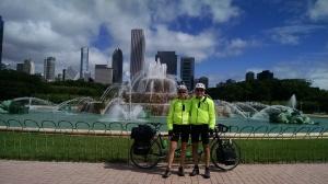 Buckingham Fountain - Grant Park Chicago