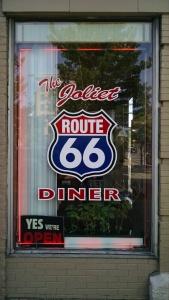 Route 66 Café