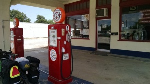 Gas Station in Afton, Ok
