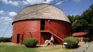 Round Barn Arcadia, OK