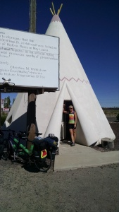 Wigwam #16 Home for the Night