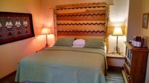 Hotel Room at La Posada